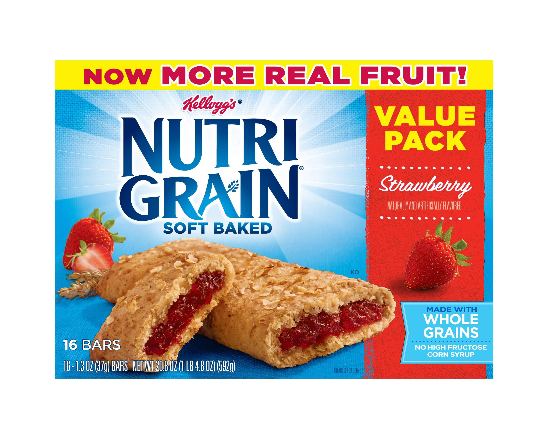 Kelloggs Nutri-Grain Bars $1.50 at Kroger! (OR as low as